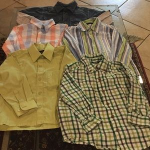 Other - 5 Special Bundle Long Sleeve Shirt Size 3T